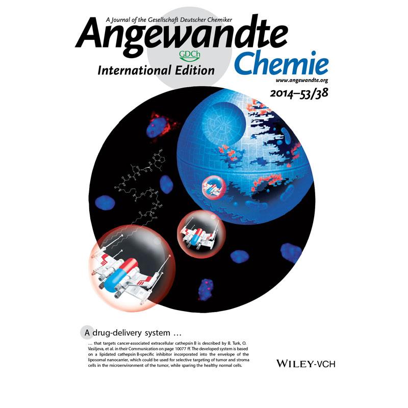 Картинки по запросу Angewandte Chemie